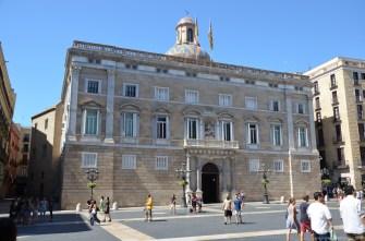 Generalitat de Catalunya, Plaça Sant Jaume, Barcelona