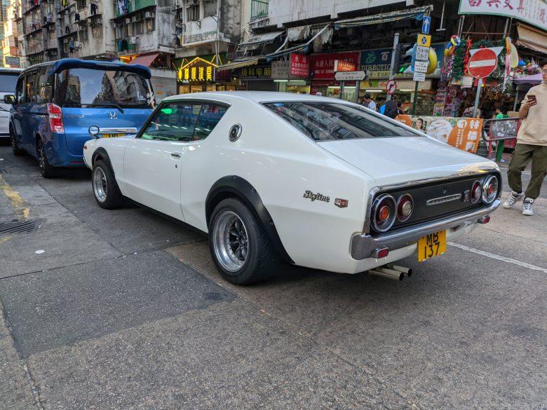 045 Hongkong Nissan Skyline GT-R C110