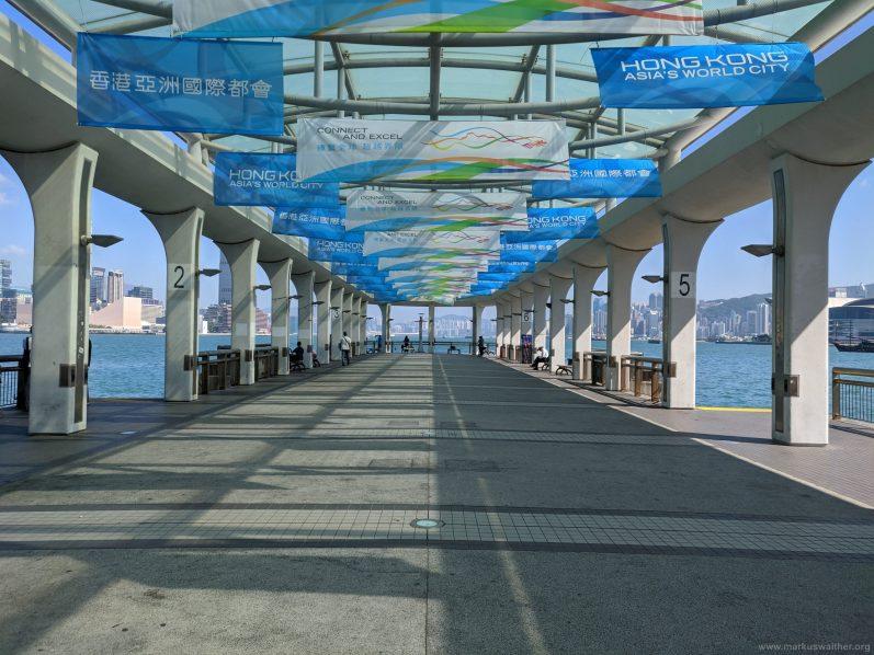 079 Hongkong Victoria Harbour 1