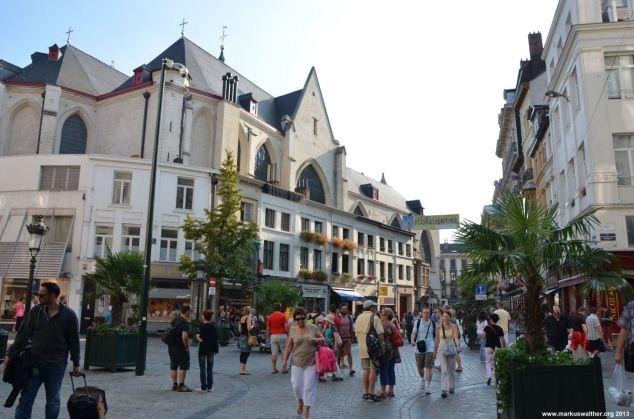 Brüssel Innenstadt