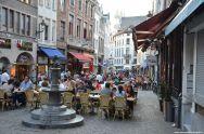 Rue Marché aux Fromages Brüssel