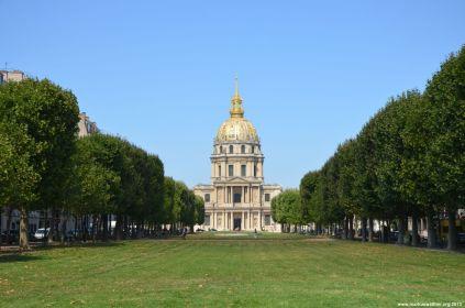Dôme des Invalides Paris