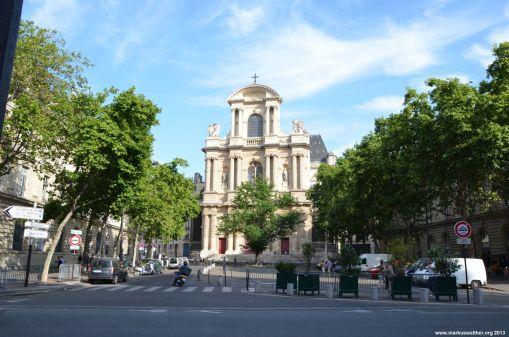 L'église Saint-Gervais-Saint-Protais de Paris