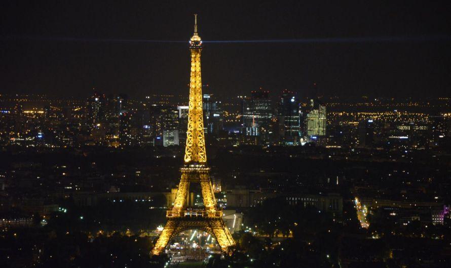 Paris und Versailles im August