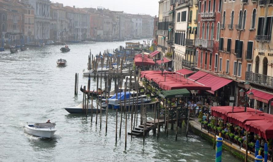 Venedig-Tour im Oktober