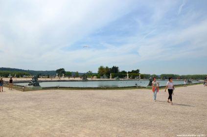 Wasserparterre auf Schloss Versailles