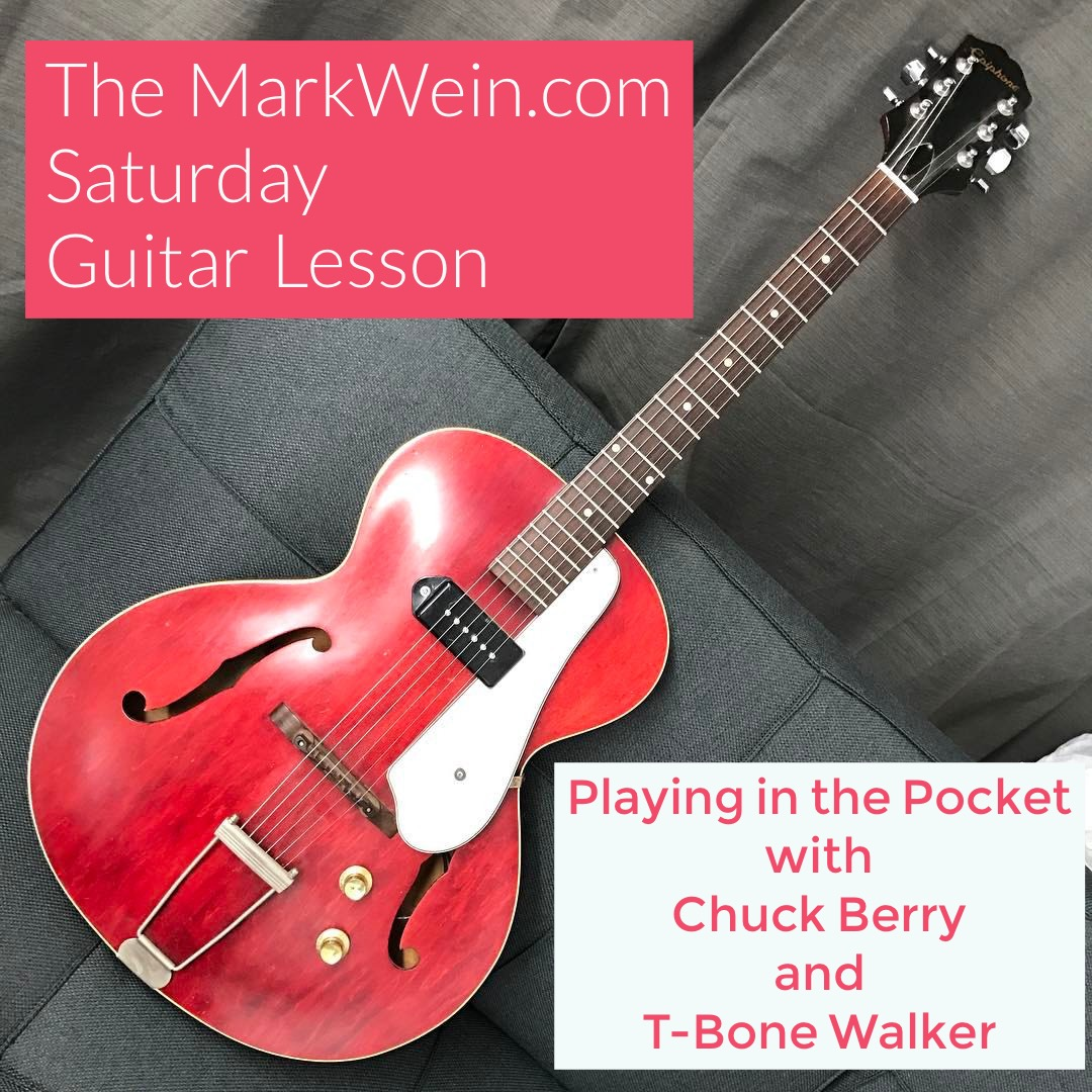 Playing in the Pocket with Chuck Berry and T-Bone Walker