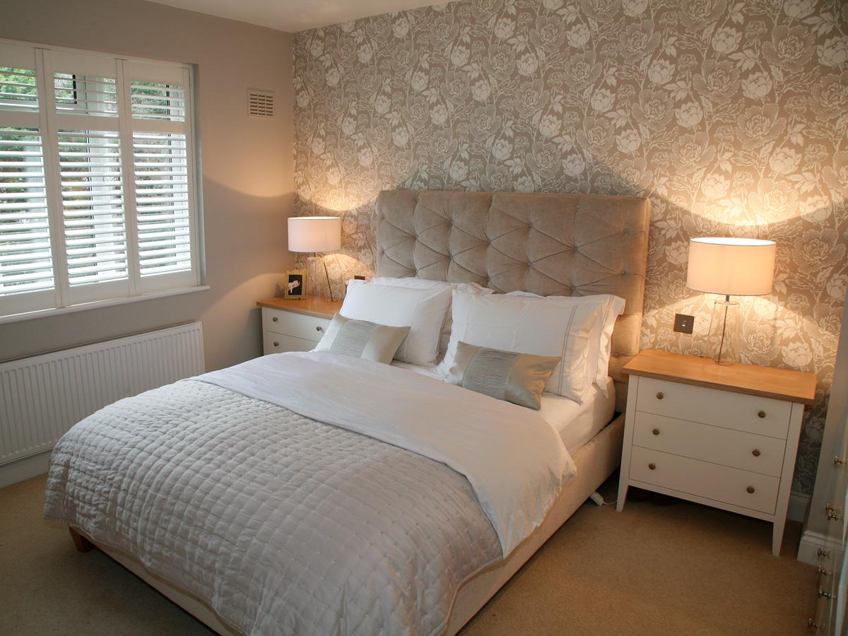 Bespoke bedroom furniture in Chorleywood by Mark Williamson Furniture