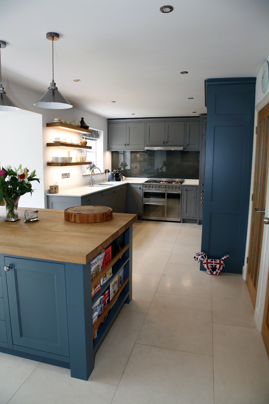 Weve Been Out Shooting Our Furniture Bespoke Kitchen Stoke