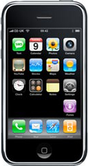 Apple iPhone (UK model)