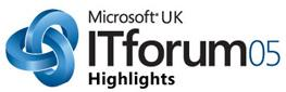 Microsoft UK IT Forum Highlights