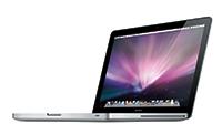 New Aluminium MacBook - image used courtesy of Apple.