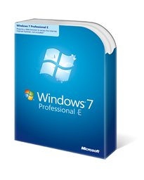Windows 7 Professional E Edition
