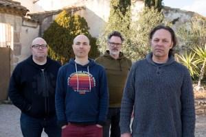 Mark Wingfield, Markus Reuter, Yaron Stavi and Asaf Sirkis