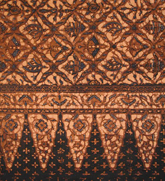 Indonesian Batiks From Java