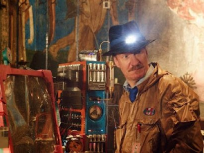 David Thewlis (Joby) dans le film de Terry Gilliam