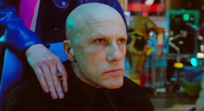 Christoph Walz dans Zero Theorem de Terry Gilliam (2014)