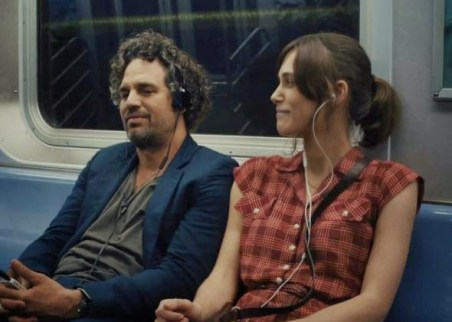 Mark Ruffalo et Keira Knightley dans New York Melody