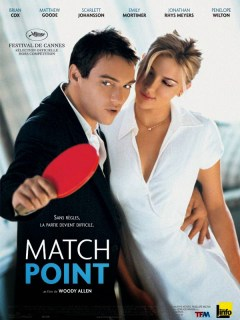 Affiche de Match Point de Woody Allen