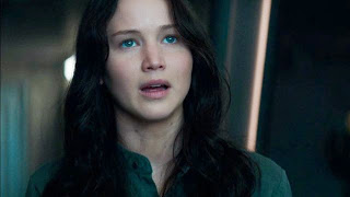 Jennifer Lawrence dans The Hunger Games