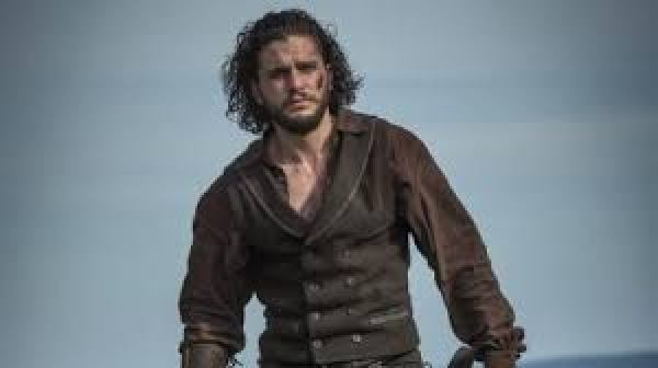 Kit Harrington, Jon Snow dans Game of Thrones, incarne Samuel dans Brimstone