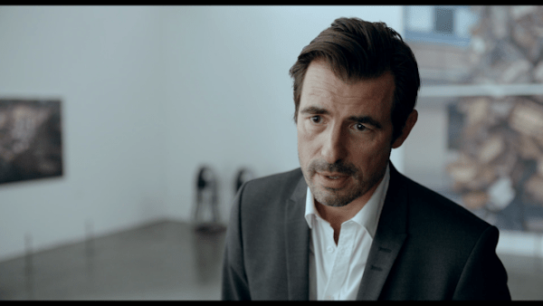 Christian (Claes Bang) dans The Square
