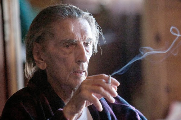Lucky (Harry Dean Stanton) dans Lucky