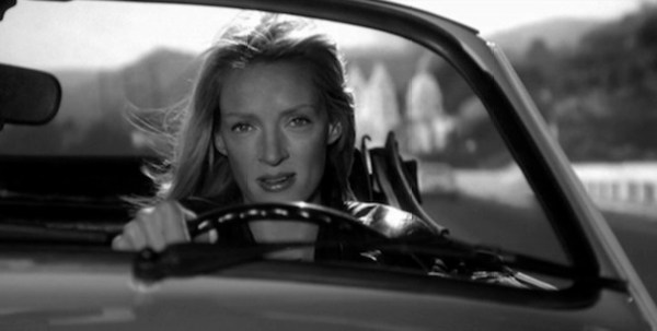 Uma Thurman dans Kill Bill vol. 2 de Quentin Tarantino (2004)