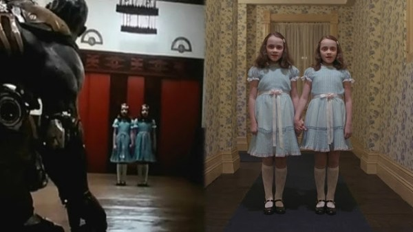 Recréation du Shining de Stanley Kubrick (1980) pour Ready Player One