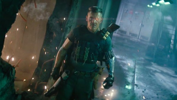 Le Terminator local : Cable (Josh Brolin) dans Deadpool 2