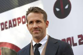 Ryan Reynolds, interprète de Deadpool