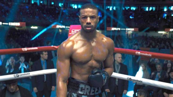 Michael B. Jordan (Adonis Creed) dans Creed 2