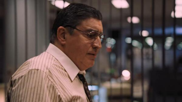 Alfred Molina (le rédacteur en chef du Washington Post) dans The Front Runner (2019)