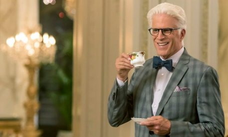 Michael (Ted Danson) dans The Good Place