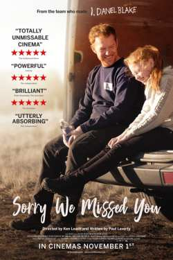 Sorry We Missed You de Ken Loach
