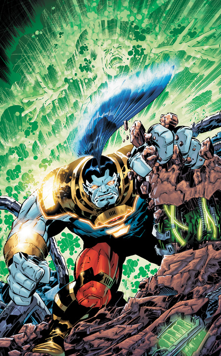 Brother Eye and the OMAC project played a huge role in the fate of one of my favorite characters, Ted Kord (Blue Beetle), so I'm always interested in anything related.