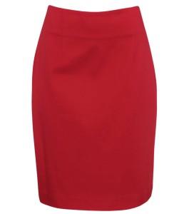 A saia reta é uma peça atemporal clássica. Pode ser feita de microfibra, jacquard, linho, sarja, piquet, tweed, lã... Segue moldes do número 38 ao 56.