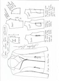 Como costurar bolso embutido com zíper.