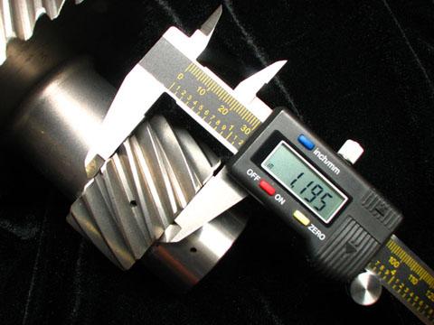 Marlin Crawler 470:1 XD Wide Teeth