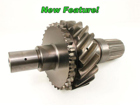 Marlin Crawler 470:1 XD Input Pocket Bearing Oil Pump System