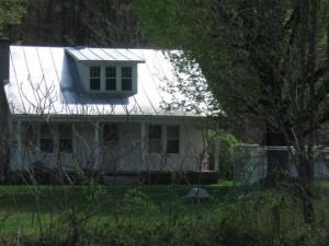 Ike's cabin