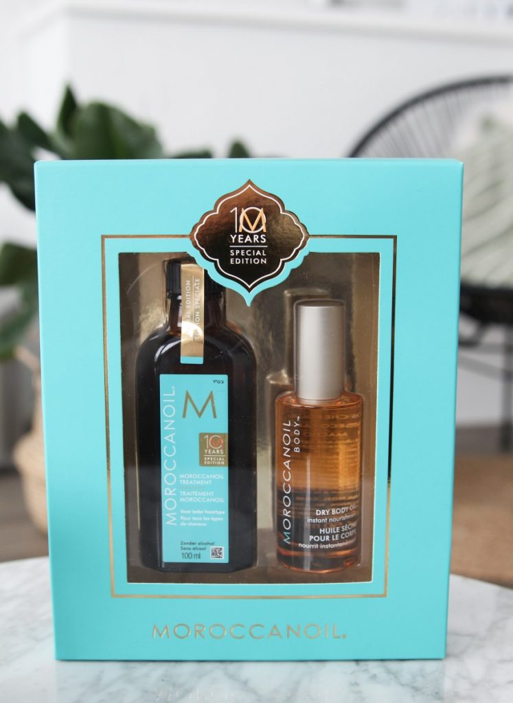 Moroccanoil Treatment & Moroccanoil Body Dry Body Oil