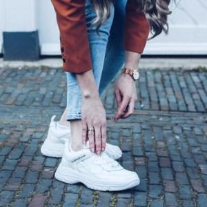 sneakers van Calvin Klein