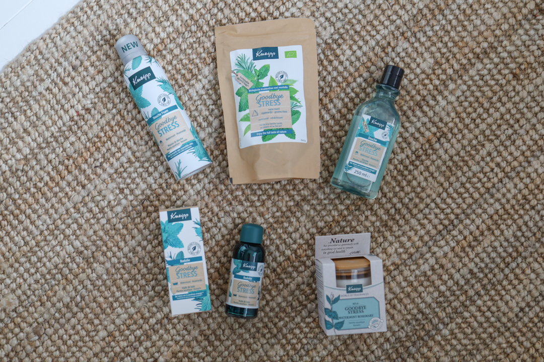 Kneipp goodbye stress review
