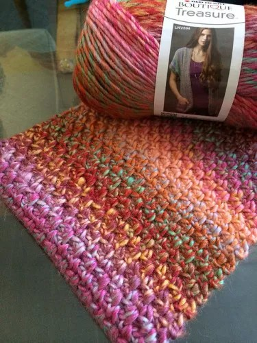 Learn the Crochet Linen Stitch and get a FREE PATTERN at MarlyBird.com