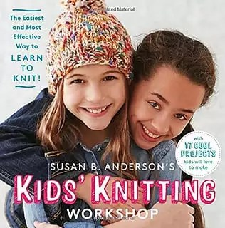 SBA Kids Knitting Workshop