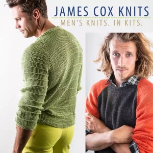 Podcast Art James Cox Knits