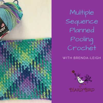 Multiple Sequence Planned Pooling Crochet