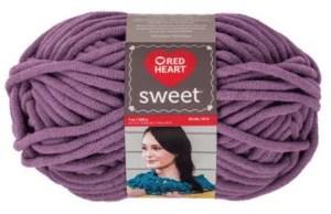 Red Heart Sweet Yarn