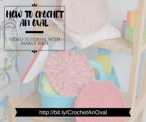 How to Make a Crochet Oval